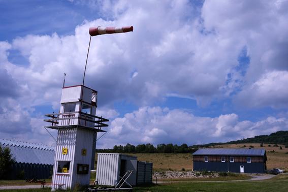 Flugplatz Dolmar