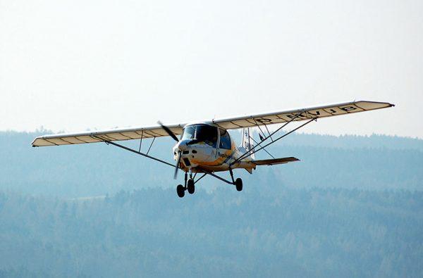 Ausbildung Dreiachser Flugplatz Dolmar