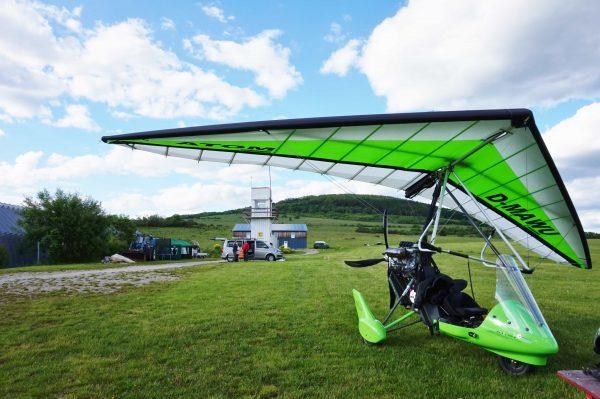 Flugschule Atom Trike