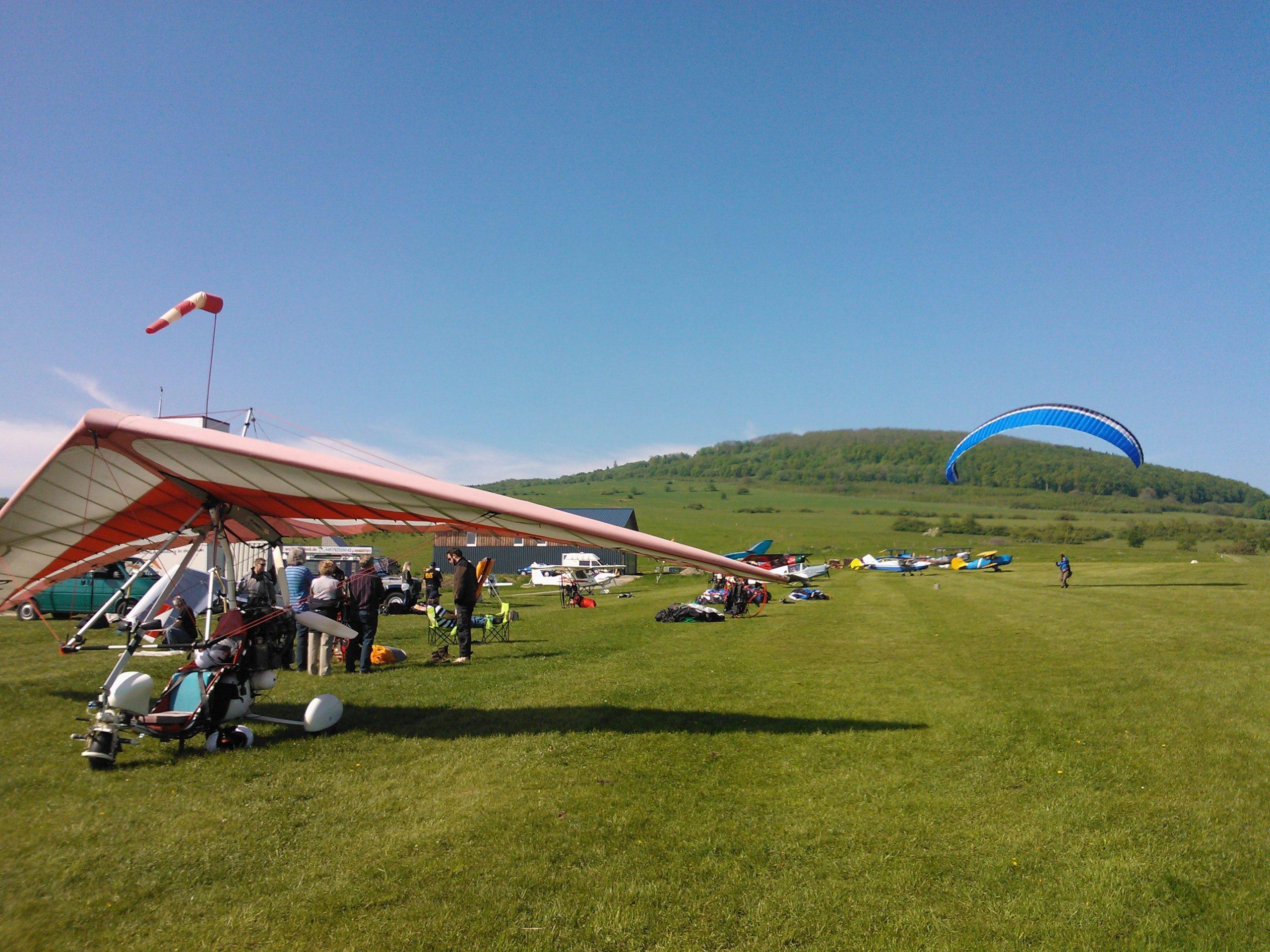 Flugplatz Dolmar Dolkosh