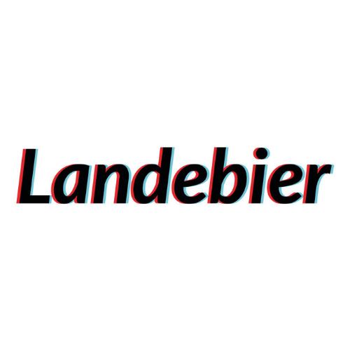 Landebier Dolmar Sticker